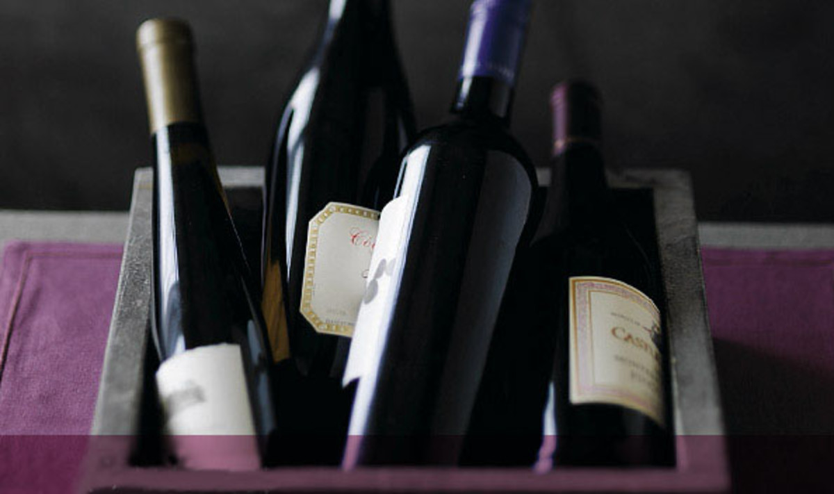 Hosting a Wine (Tasting) Flight Party