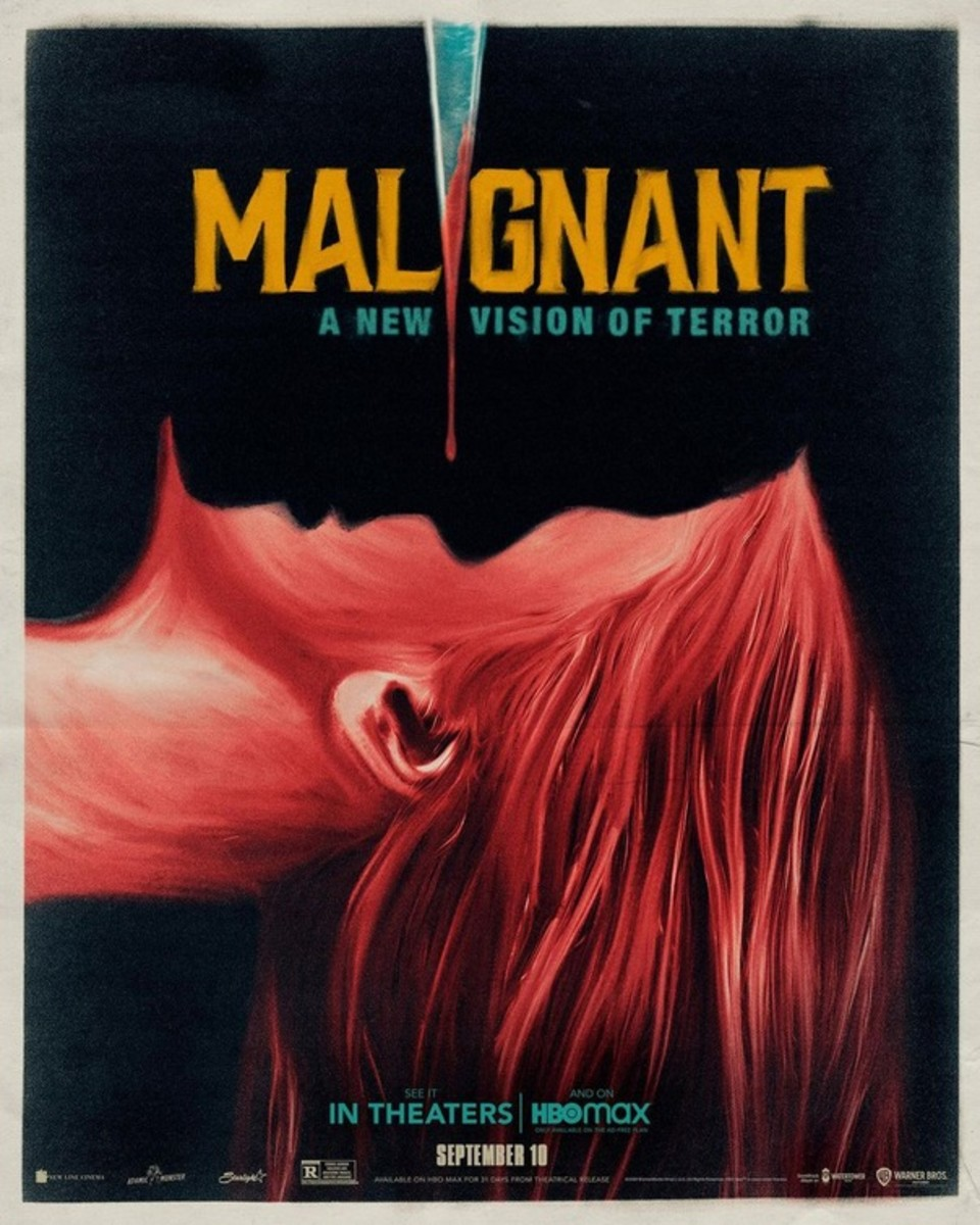 malignant-review