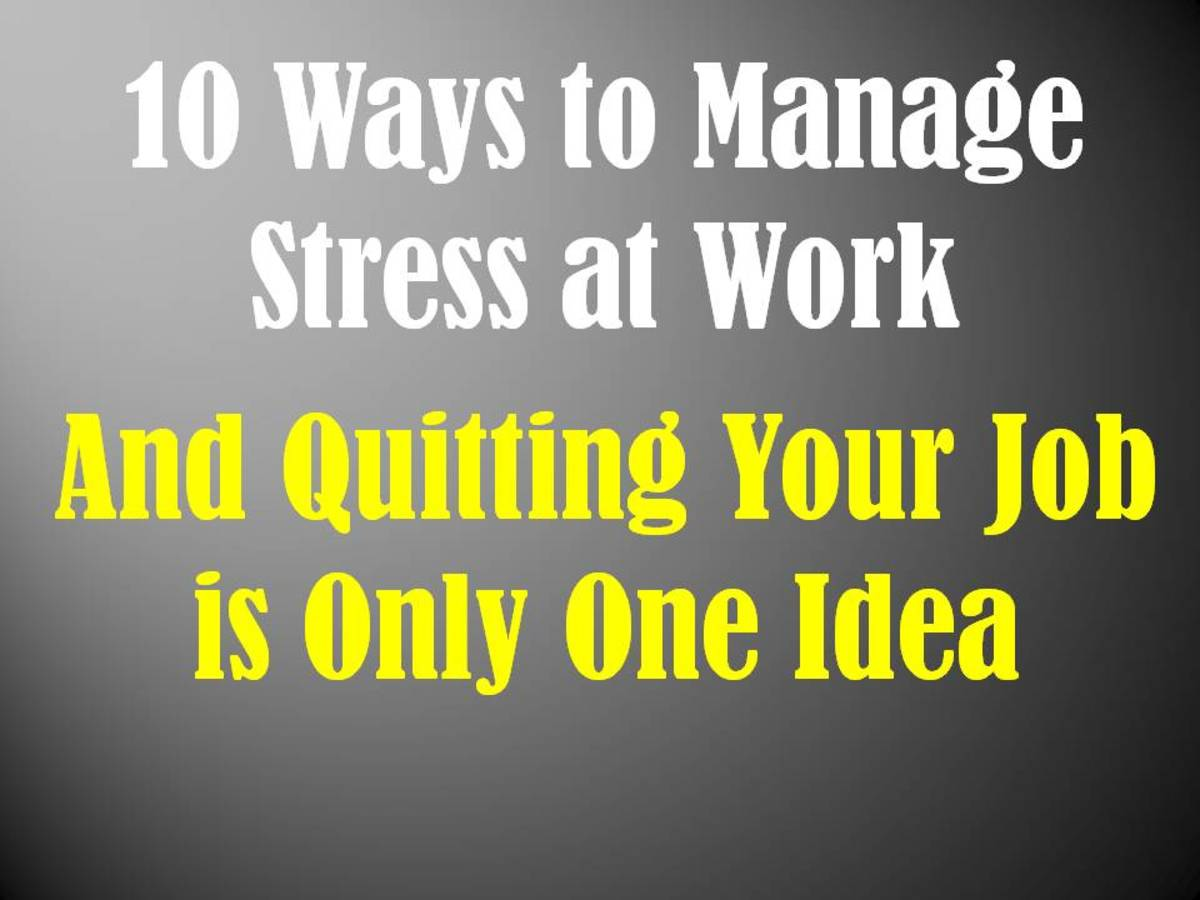 Stress Management at Work: 10 Tips for Preventing Burnout