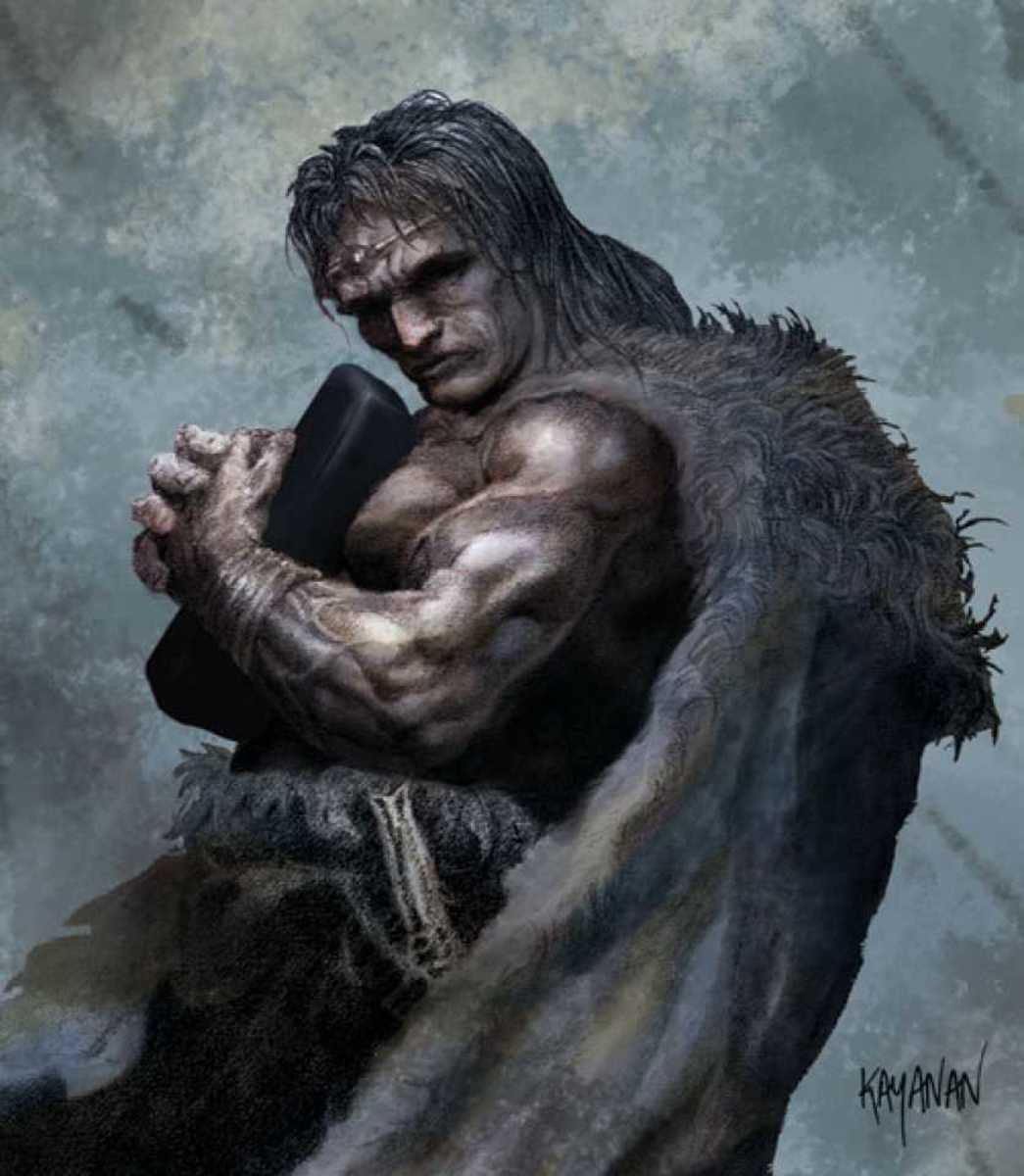 """Civilized men are more discourteous than savages because they know they can be impolite without having their skulls split, as a general thing."""" - Robert E. Howard"""