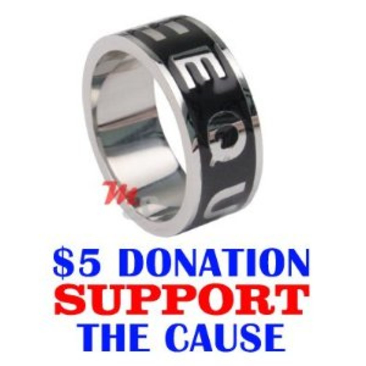 Equal Rights  Marriage Support Ring