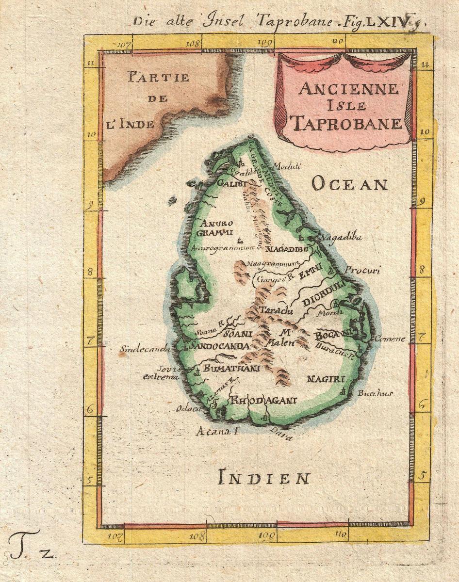 Bankrupt in Ceylon
