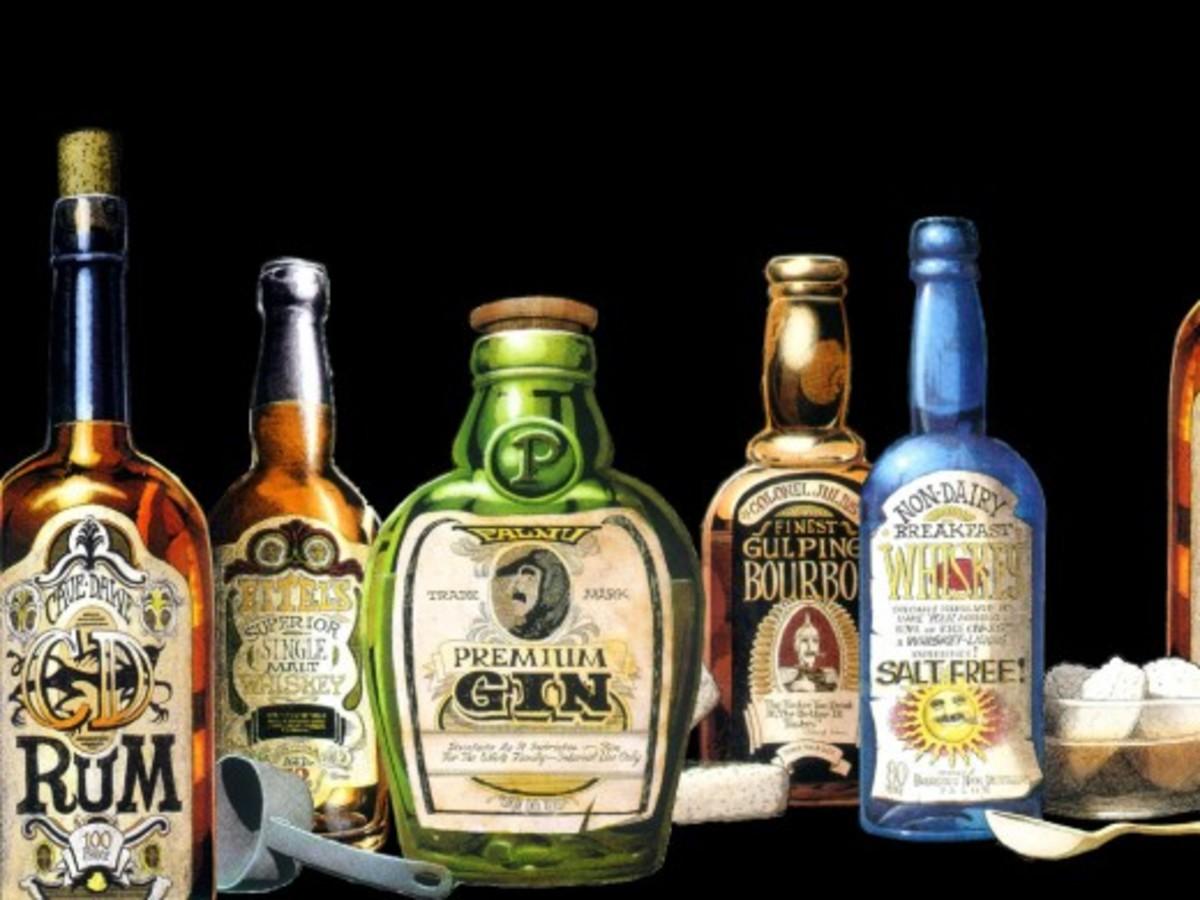 Senior Alcohol and Drug Abuse