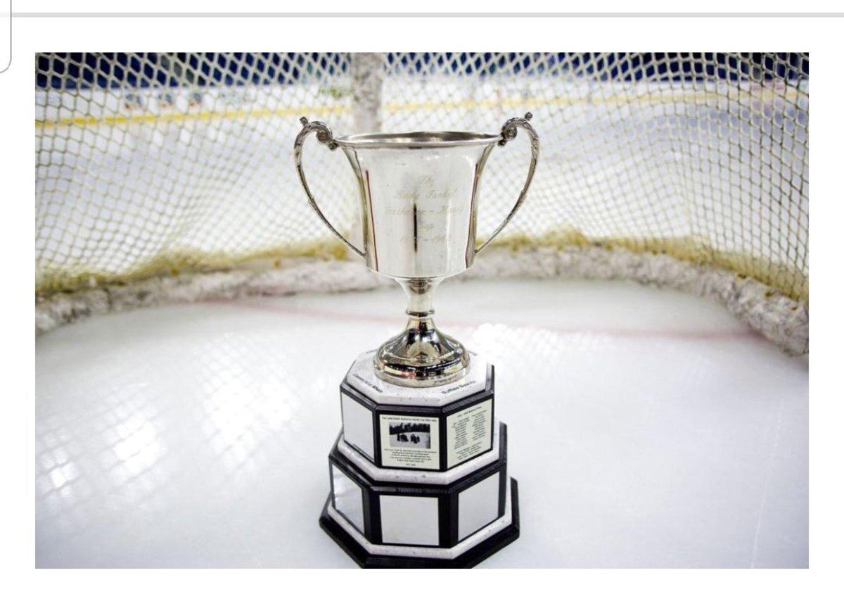 Isobel NWHL TrophyL