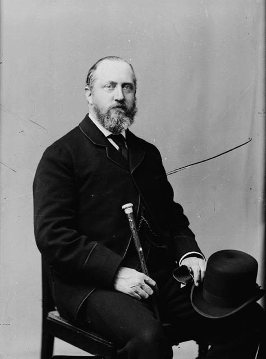 Lord Stanley, Governor of Canada