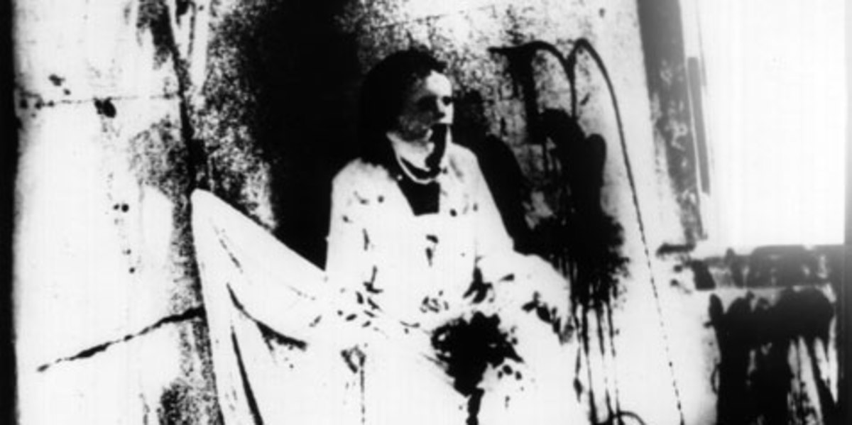 Begotten (1989) is an experimental art film that depicts a twisted re-imagining of the Creation myth.
