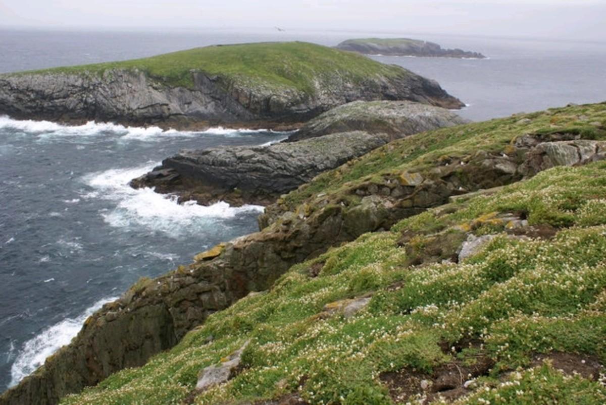 Flannan Isle (Eilean Mor)