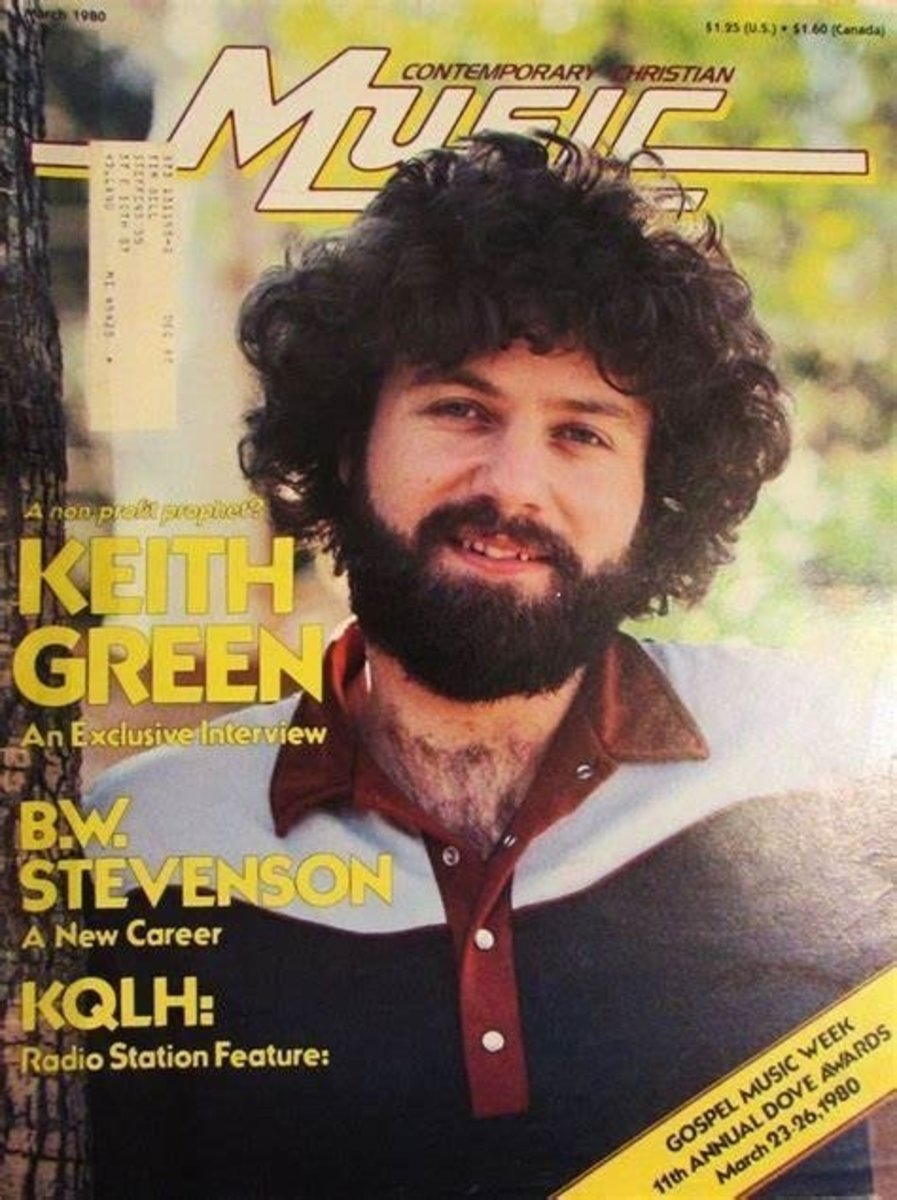 Pin by Dustin hull on gone but not forgotten | Keith green ...