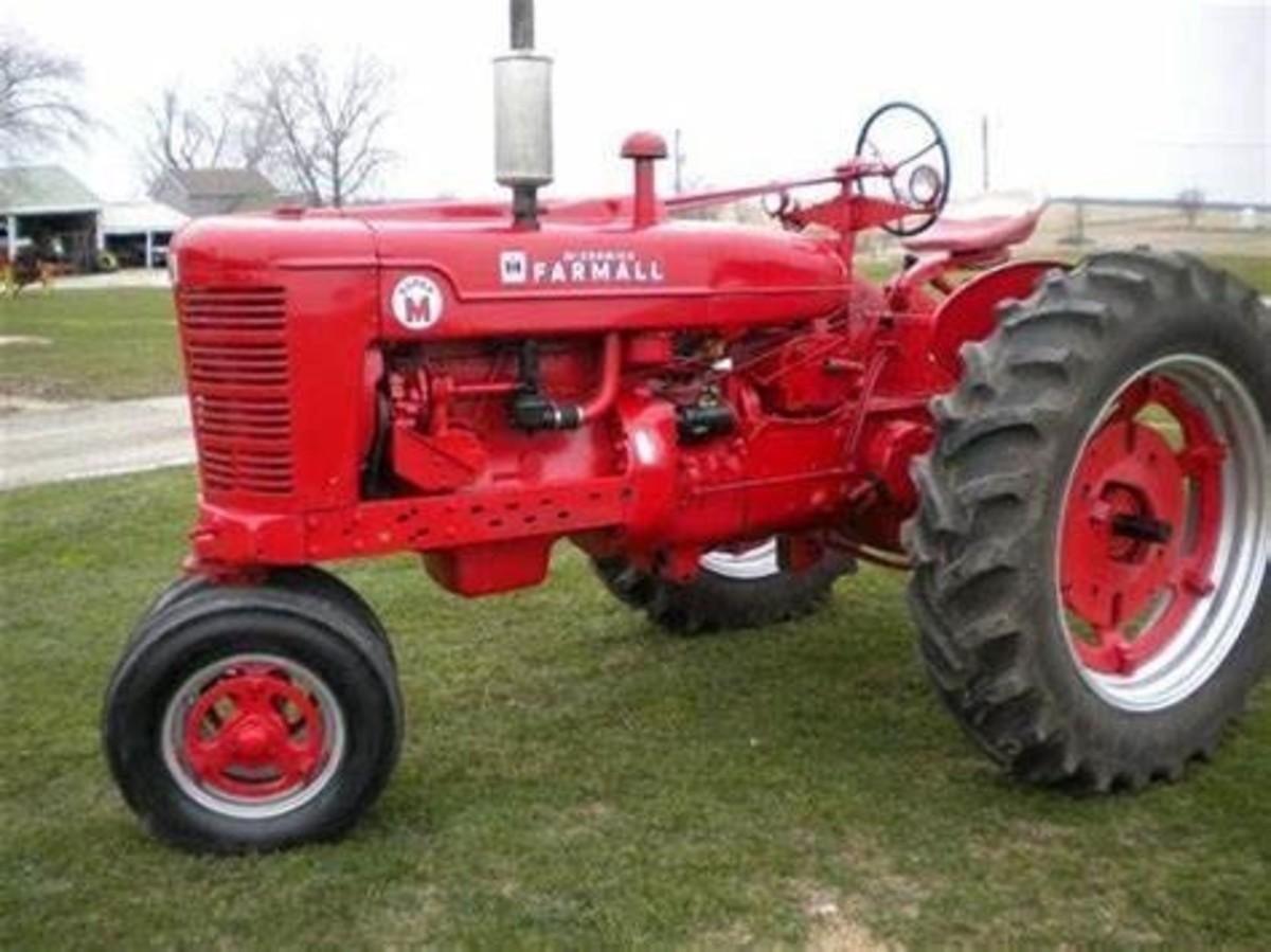 Farmall Super MTA Tractor for sale | Tractors, Farmall ...