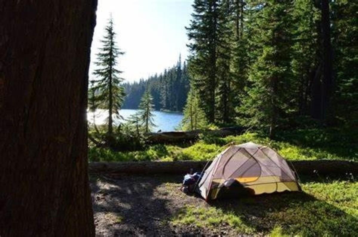 Diamond Peak Wilderness: Marie and Rockpile Lakes ...