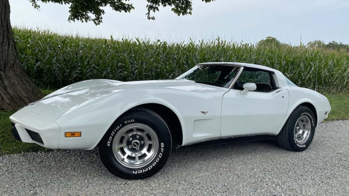 1978 Chevrolet Corvette Coupe | T108 | Indy Fall Special 2020