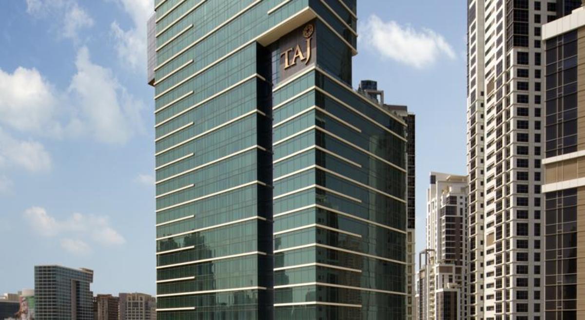 Iconic hotel in Dubai