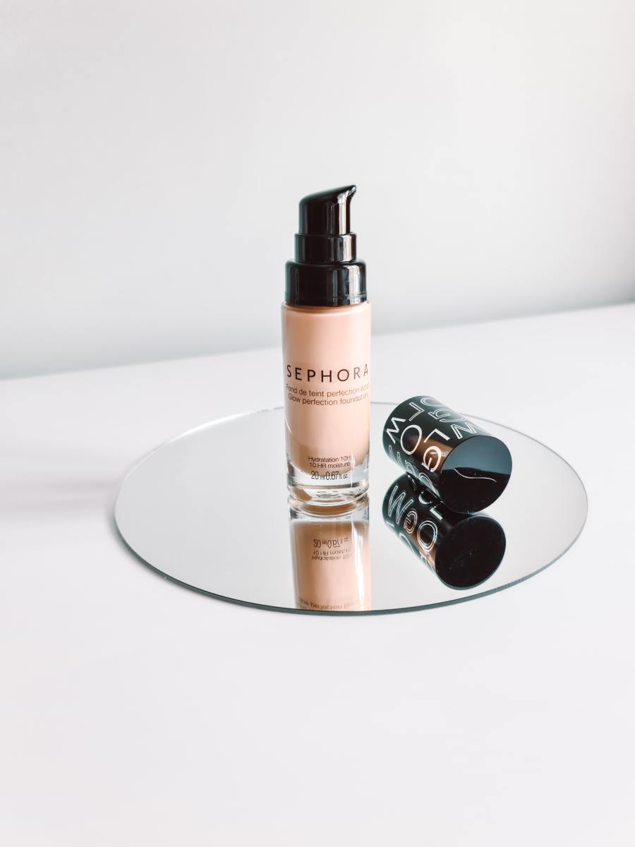 Finding the right foundation can be tricky but is necessary.