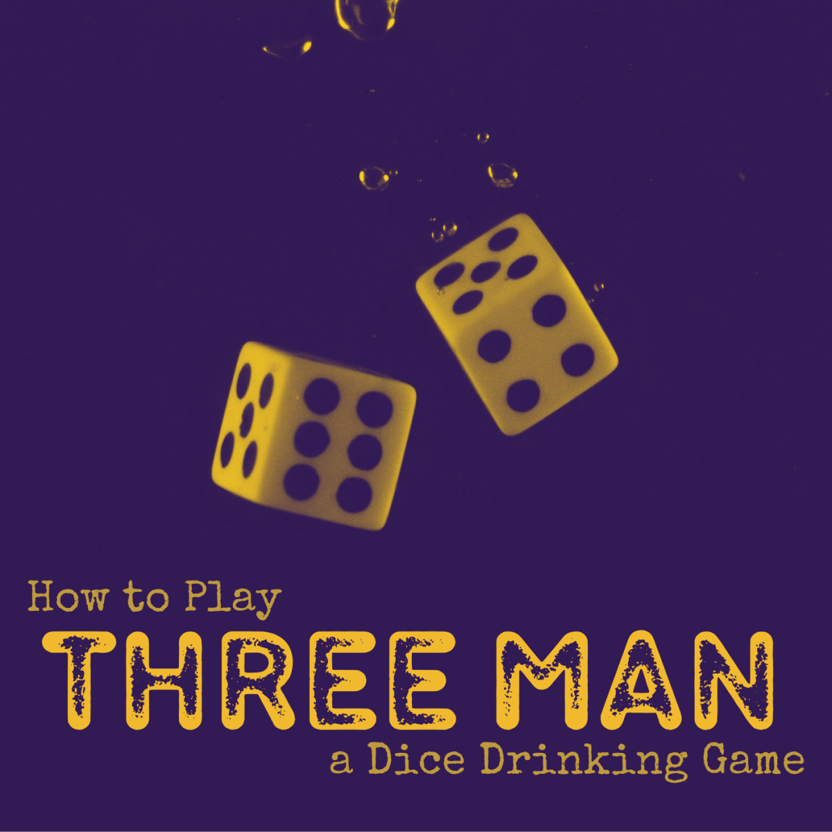 Learn how to play this fun and hilarious drinking game. Oi!