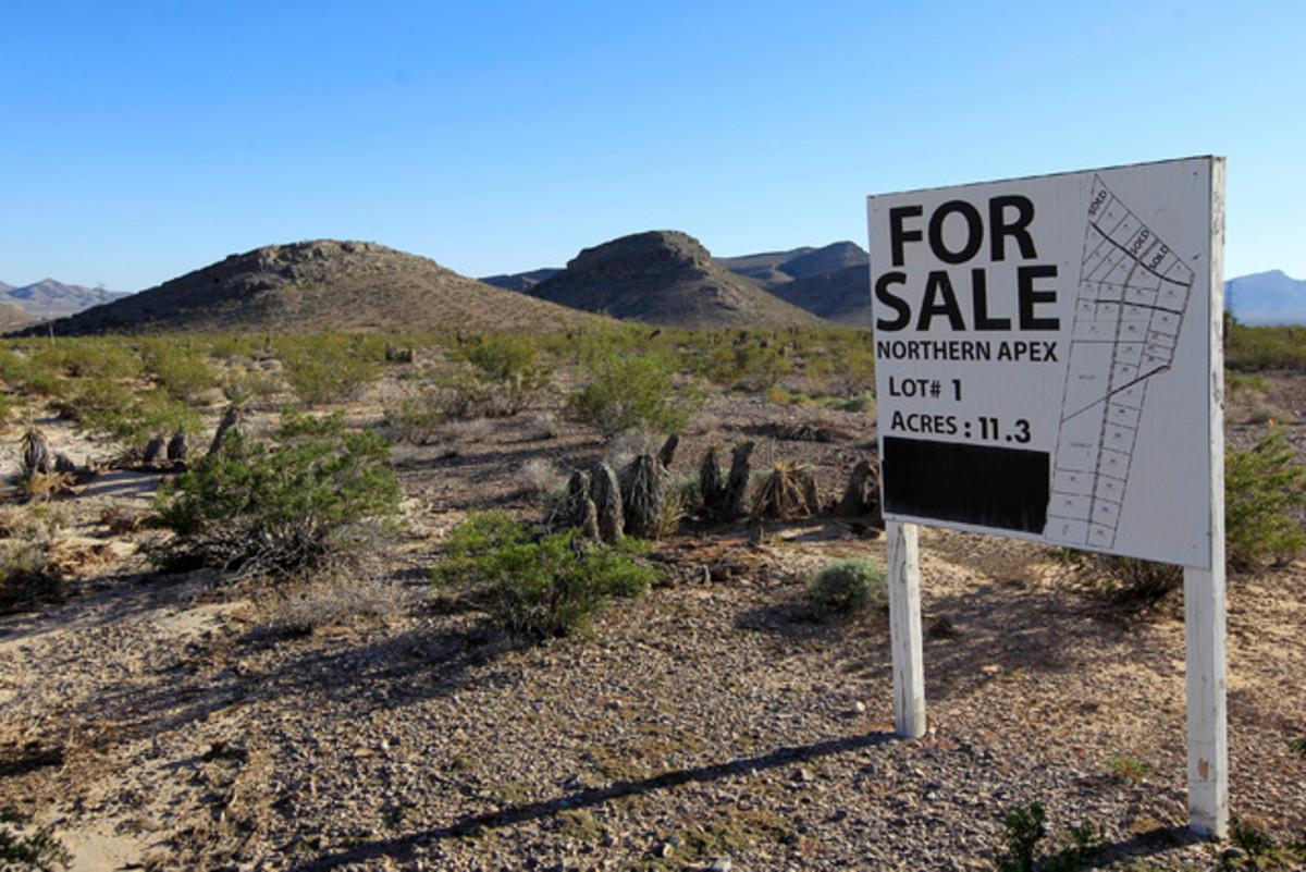 Apex is North Las Vegas' only hope, mayor says   Las Vegas