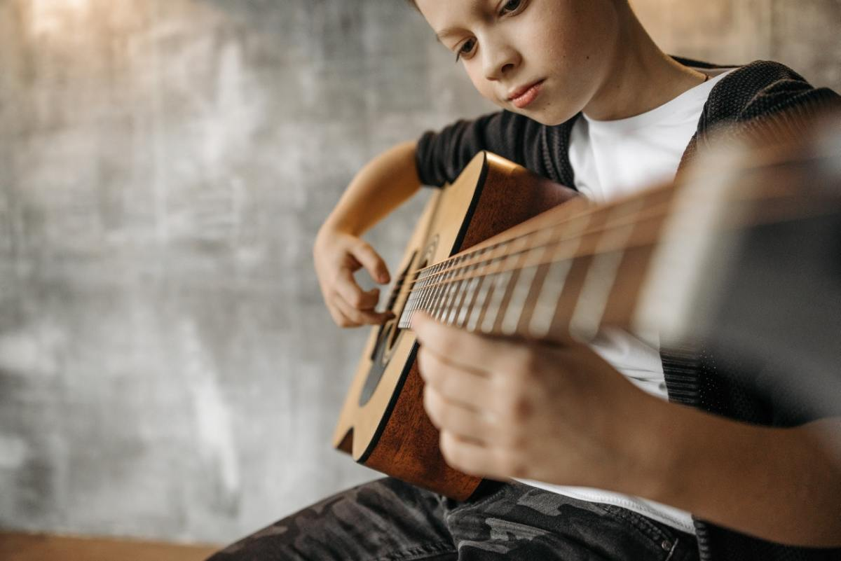 Is music an important part of your child's life?