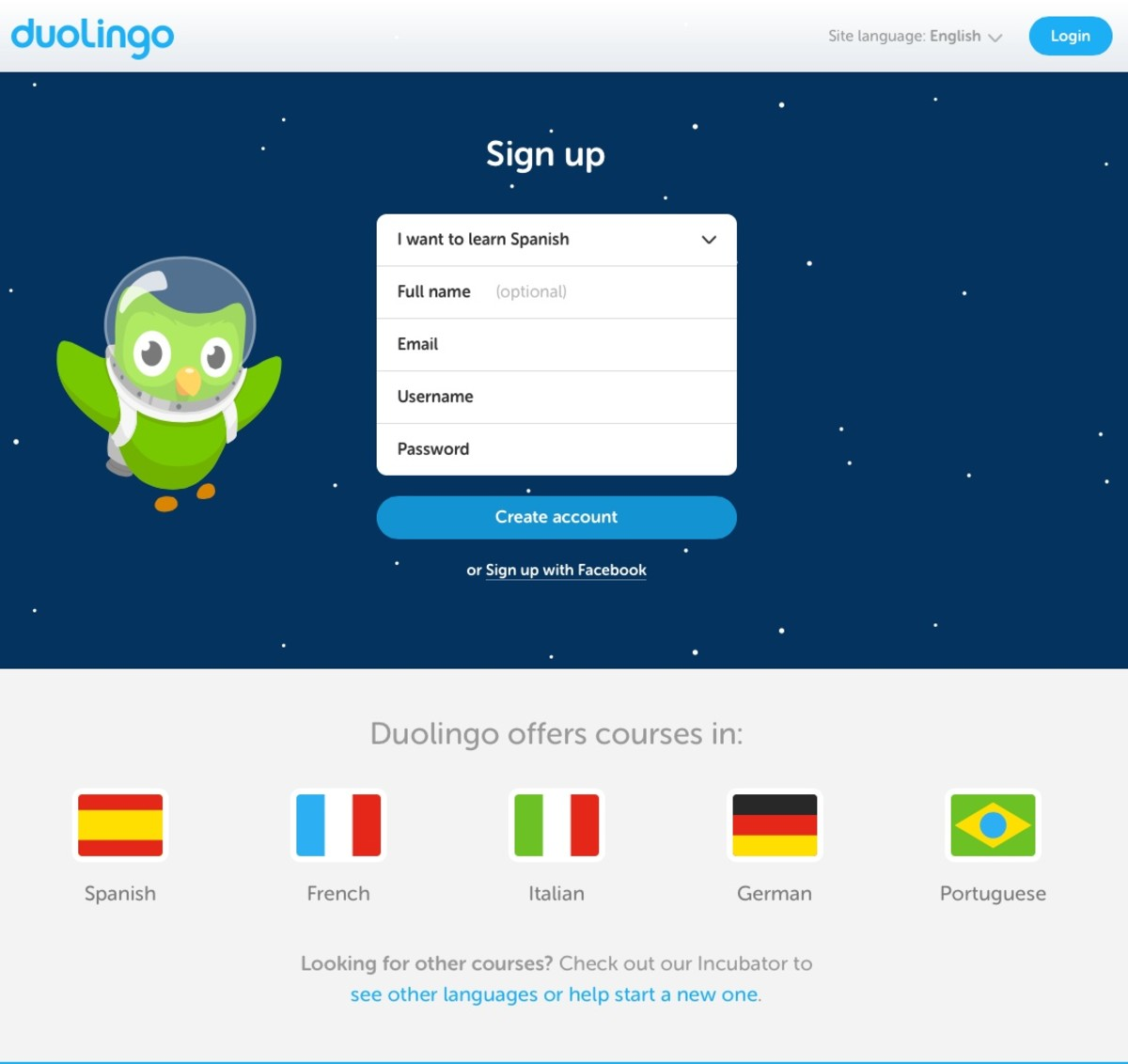 Learn A Free Foreign Language With Duolingo