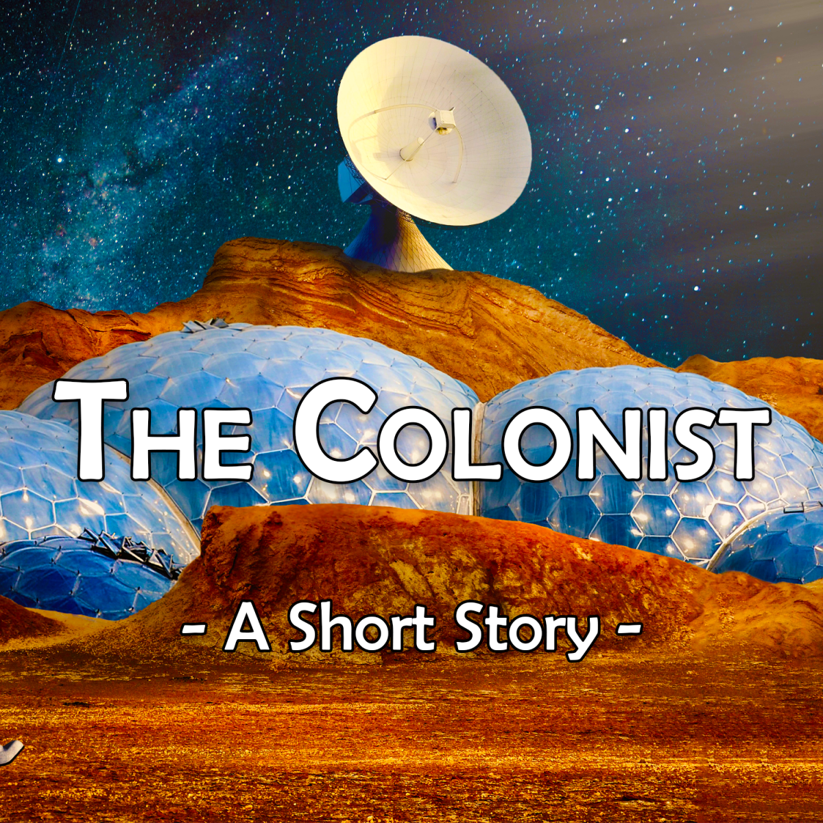 The Colonist by Jennifer Wilber