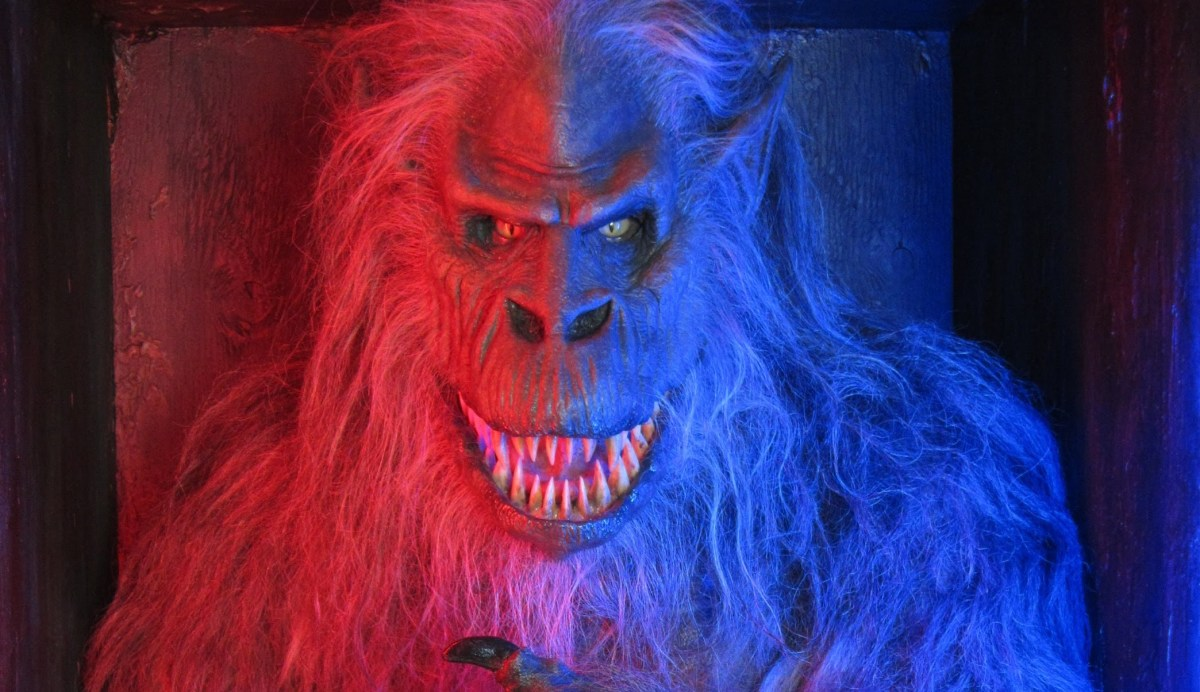 Creepshow might be a bit too creepy for the kids, but adults will enjoy its corny scares, played more for laughs than screams.