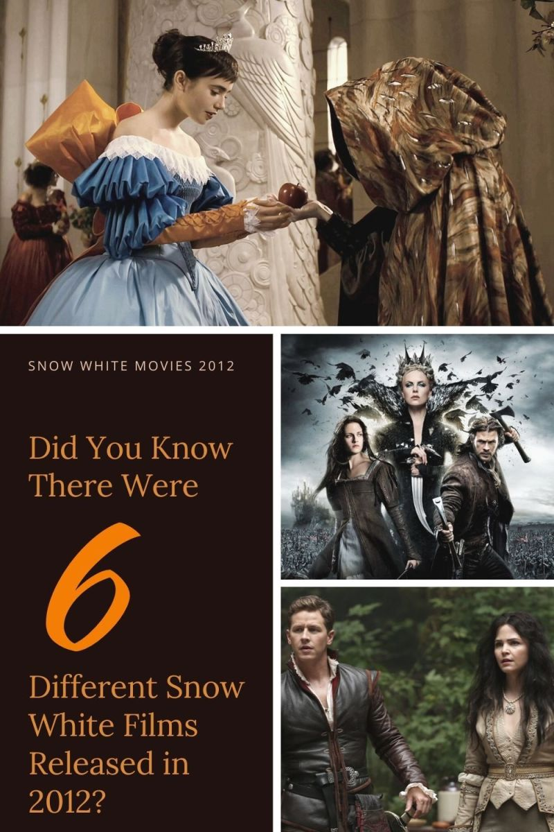 Snow White Movies 2012: Who's the Fairest of Them All