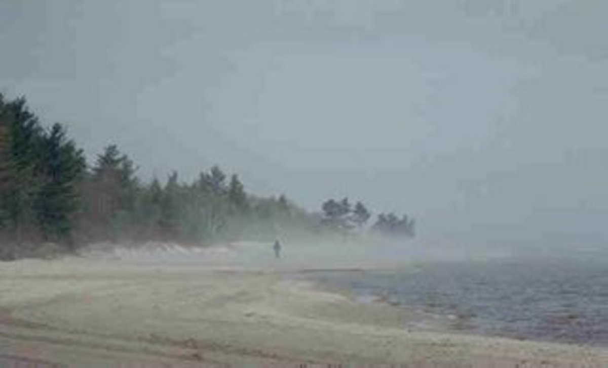 Michigan Ghost Story: The Ghost of Minnie Quay