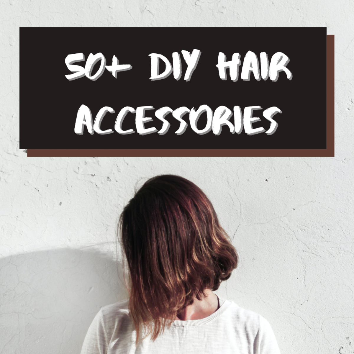 This curated list provides over 50 tutorials for creating amazing DIY hair accessories!