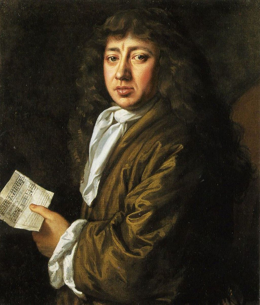 Samuel Pepys (1633-1703.)