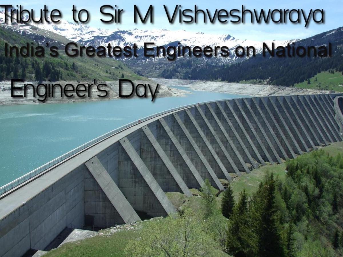 Tribute to Sir M Vishveshwaraya, One of India's Greatest Engineers on National Engineer's Day