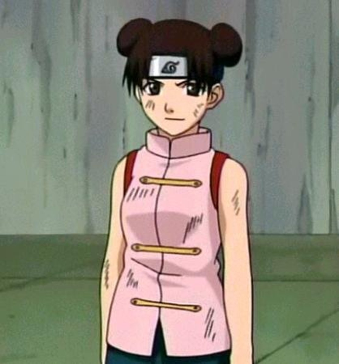 Actually, it is not easy to choose one of the 12 young ninjas as the one I love more. Perhaps, I love Tenten more because she is the cutest)