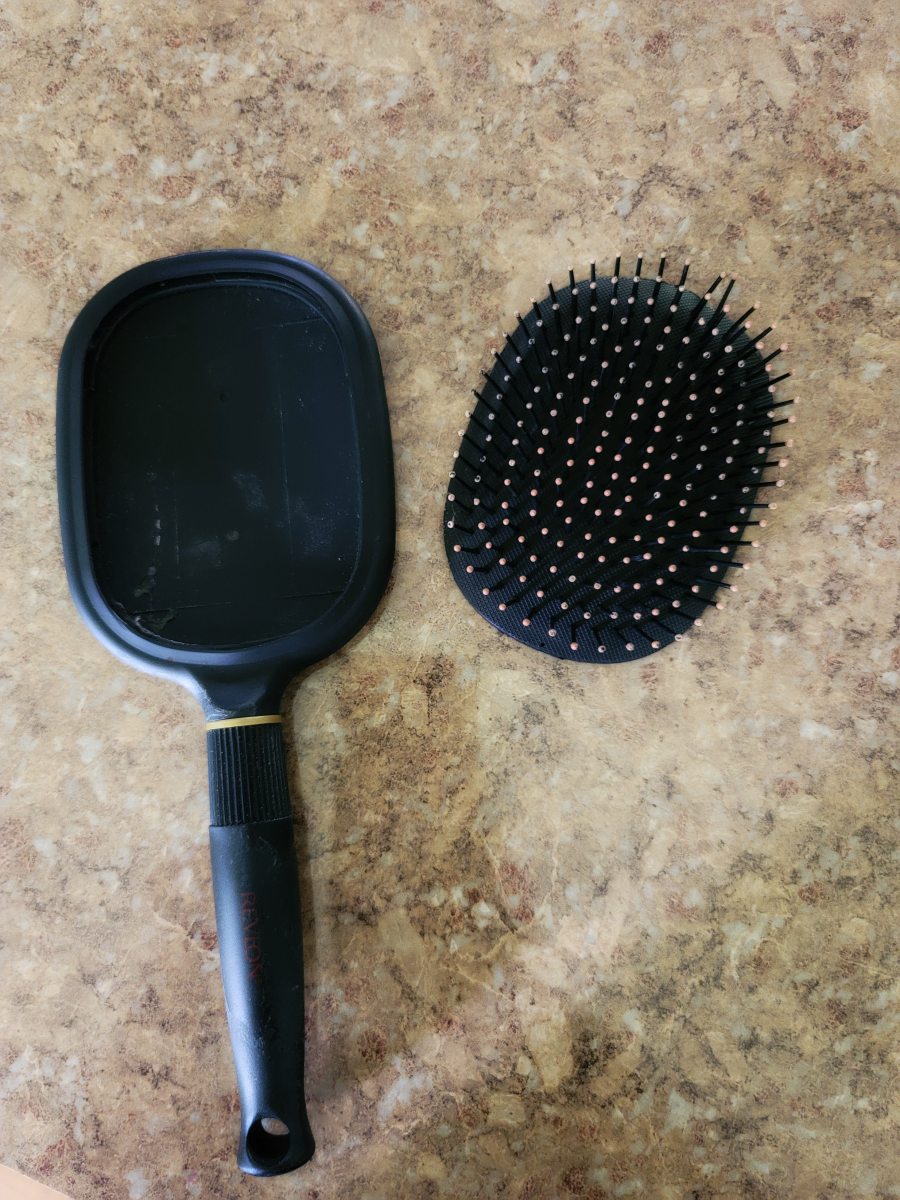Have a broken hair brush? Not for long!