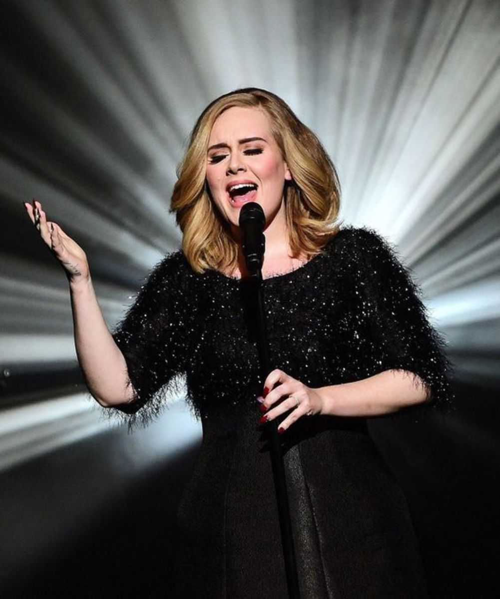 Adele won her fans with her voice yet looks does seem to matter too in the industry