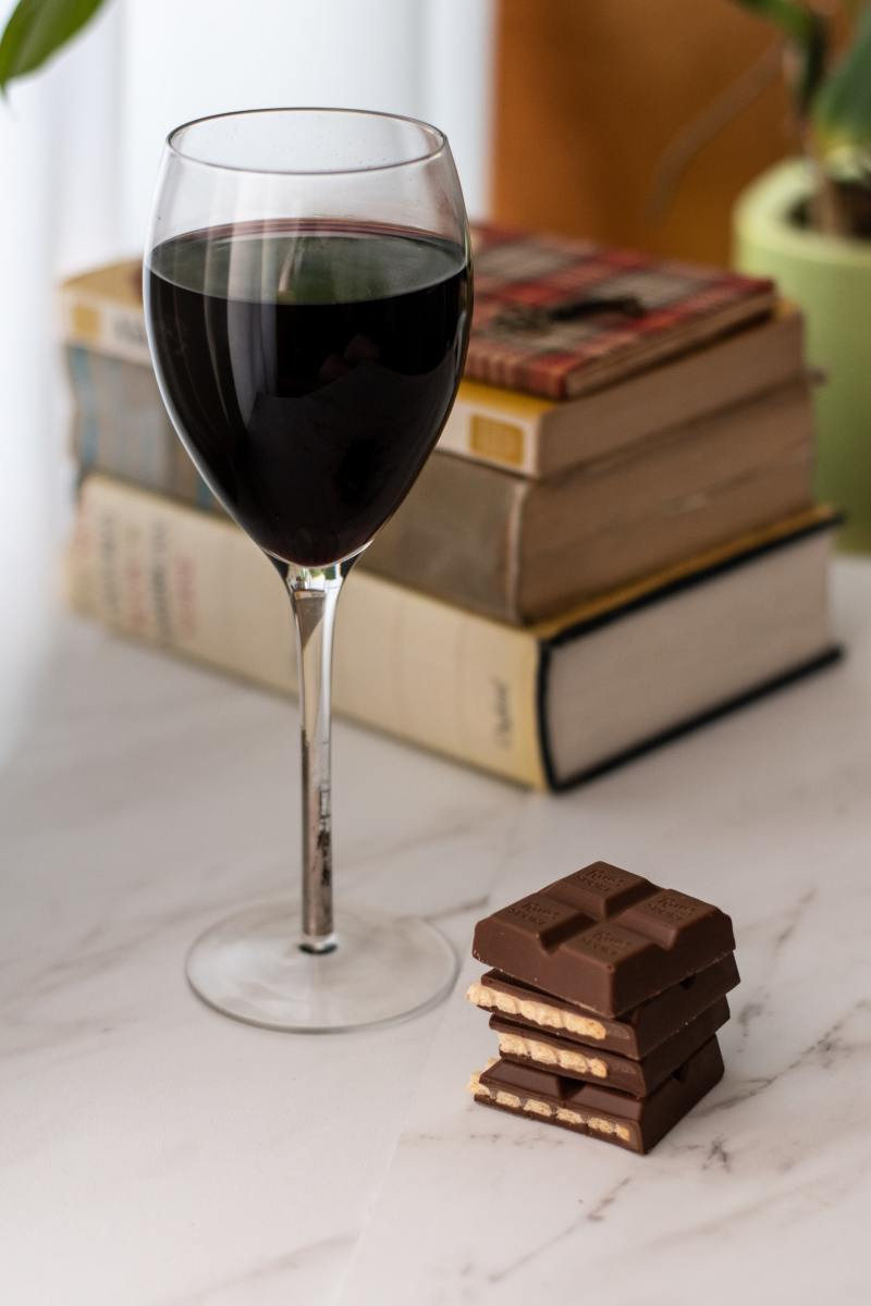 Controversial yet appealing - the Sirtfood diet permits the consumption of the occasional dark chocolate and a glass or two of red wine