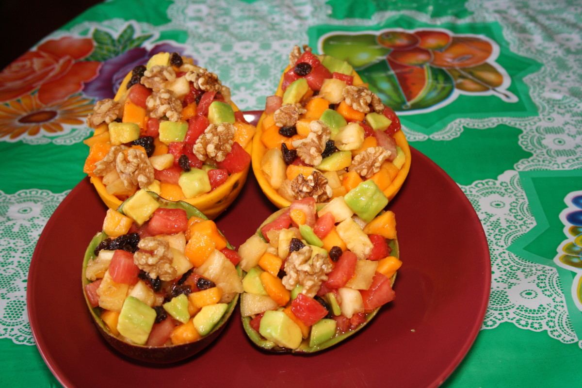 Fruit Snack Mix