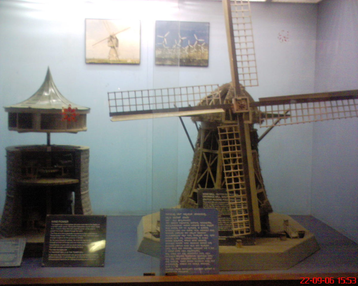 Wind plant Model