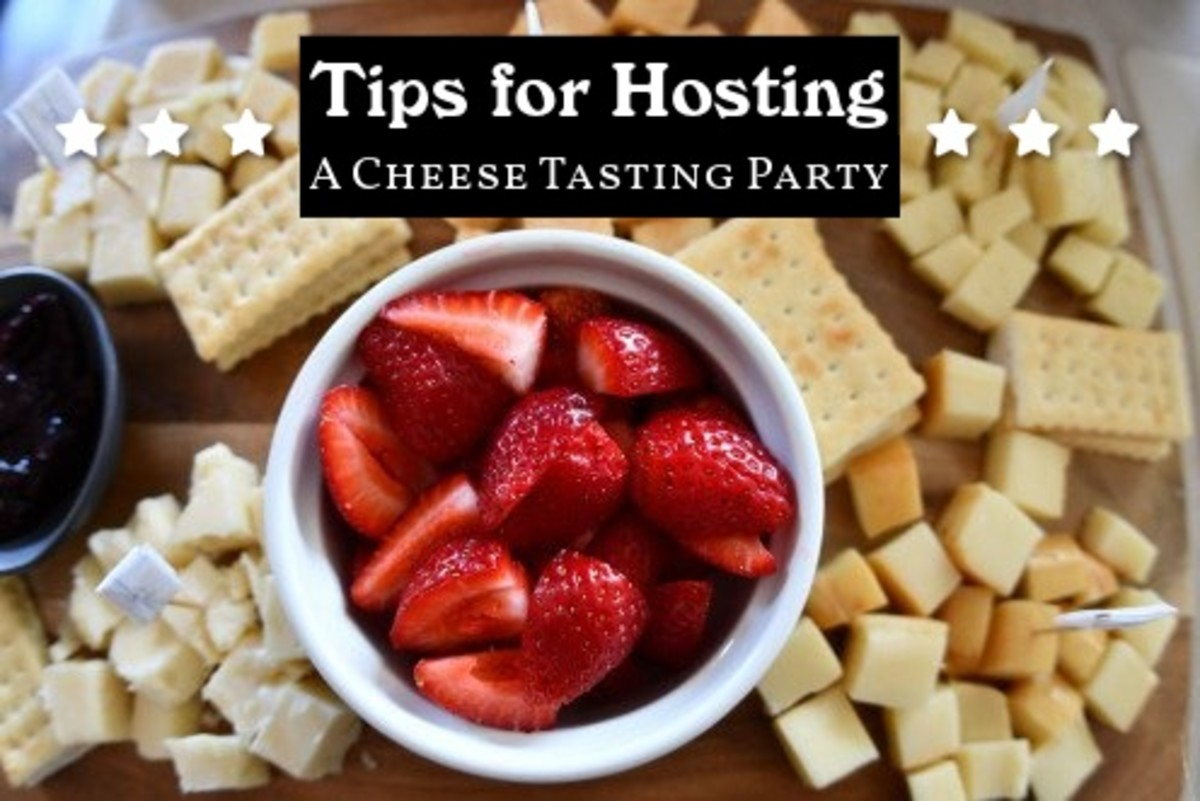 Hosting a Cheese Tasting Party With Treats From Cheese Brothers