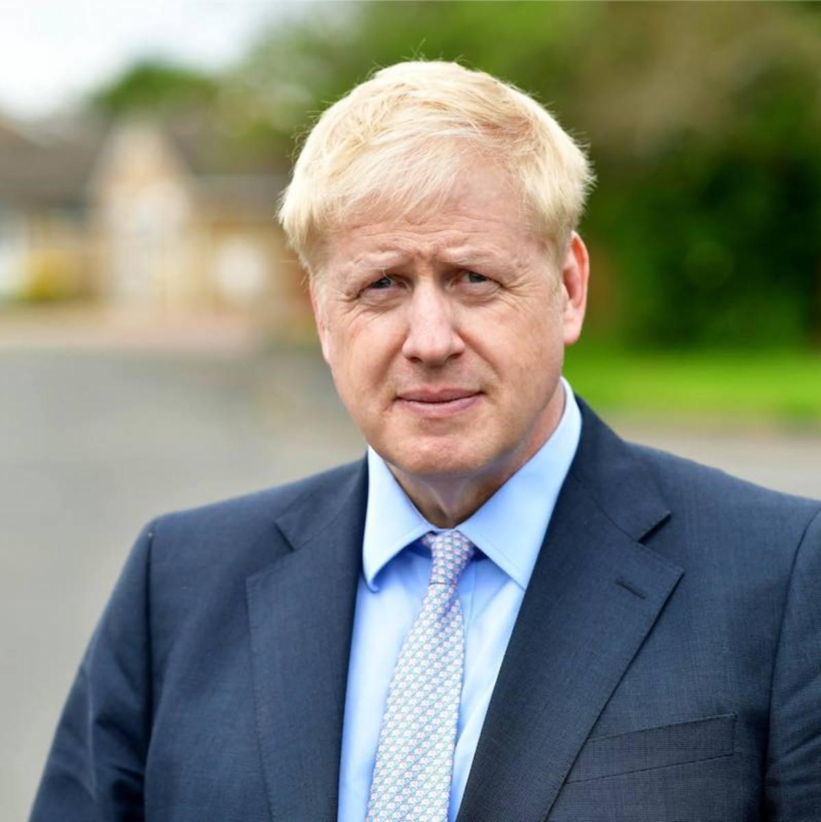 Prime Minister:  Boris Johnson.