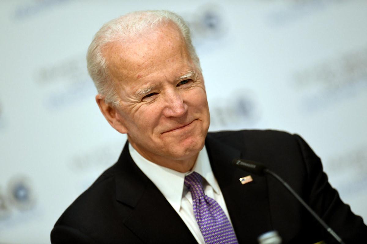 President:  Joe Biden.