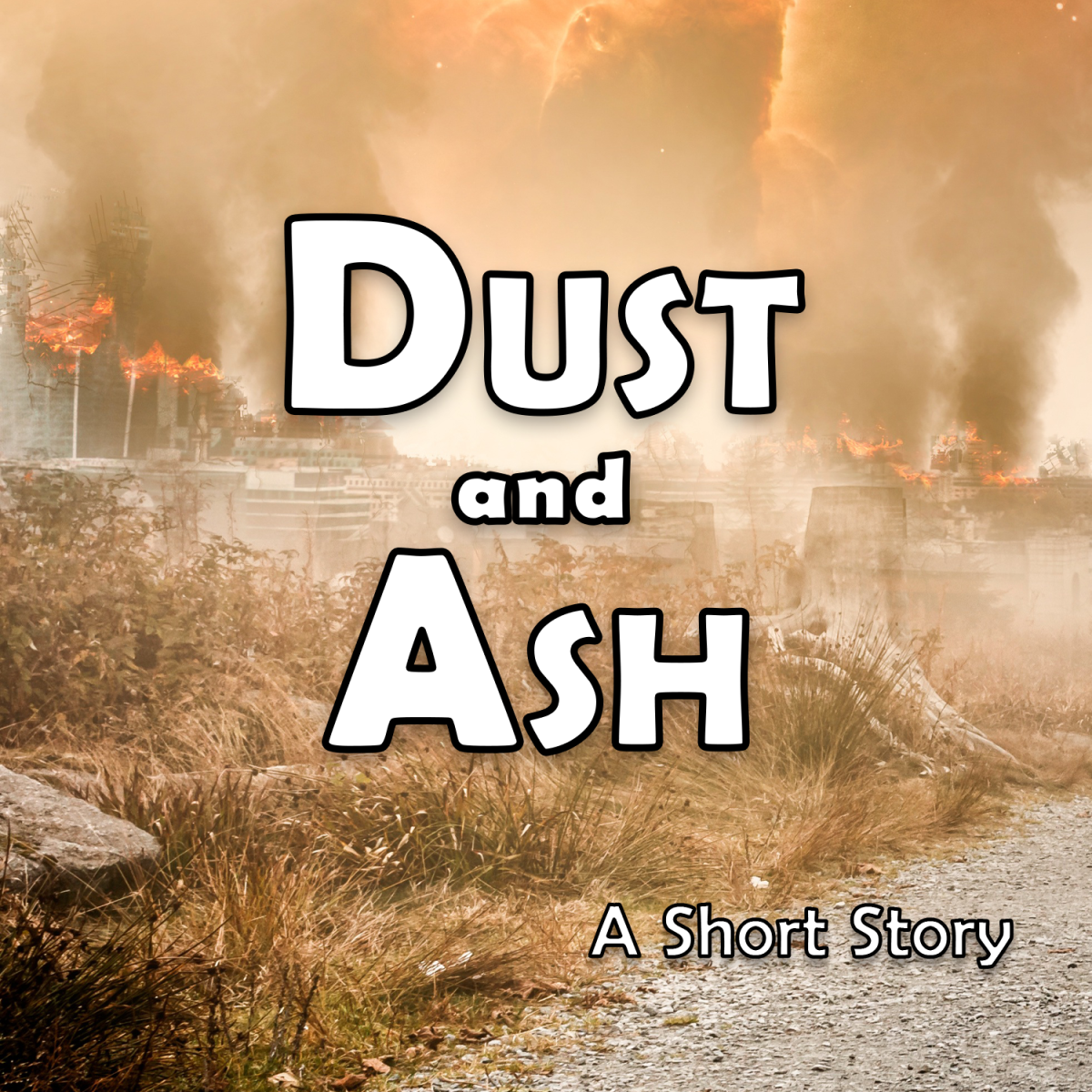 Dust and Ash by Jennifer Wilber