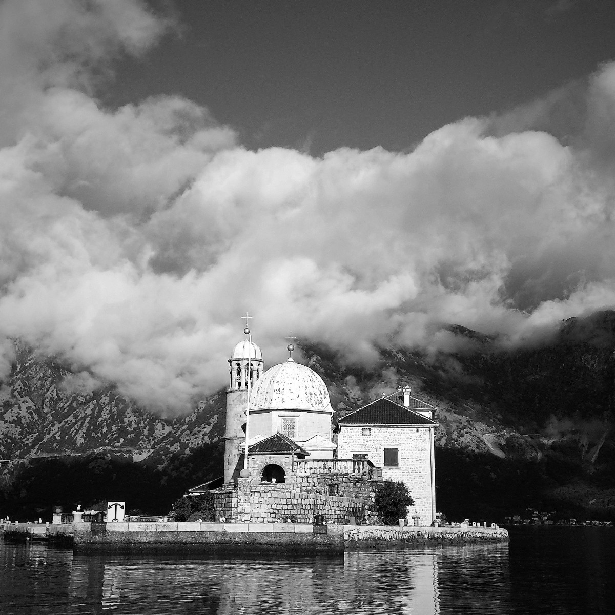 Our Lady of the Rocks Perast, Montenegro
