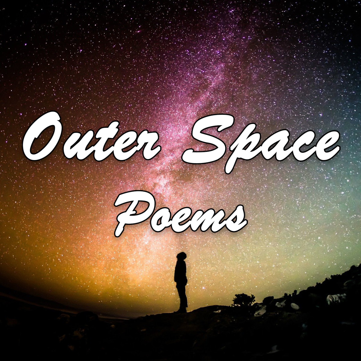 Outer Space Poems by Jennifer Wilber