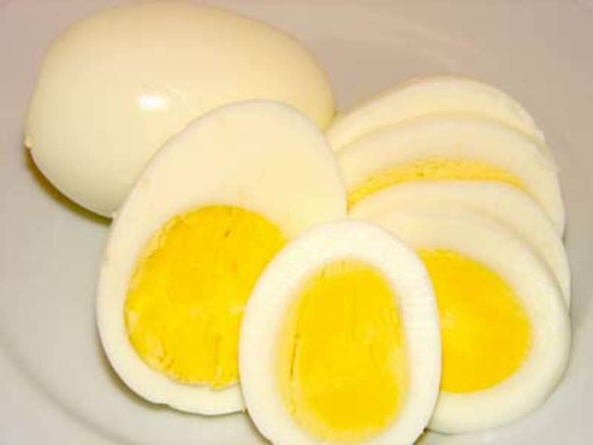 Foolproof hardboiled eggs