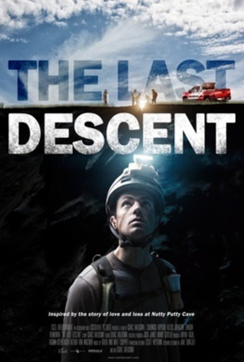 Cake's Takes on The Last Descent (Movie Review), (2016)