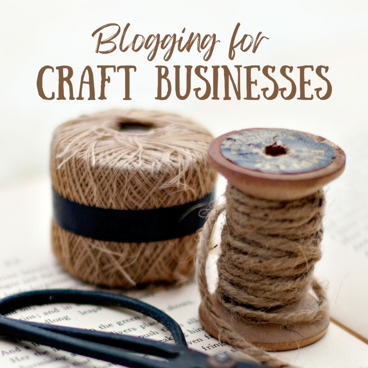 Learn how to start and maintain a craft blog!