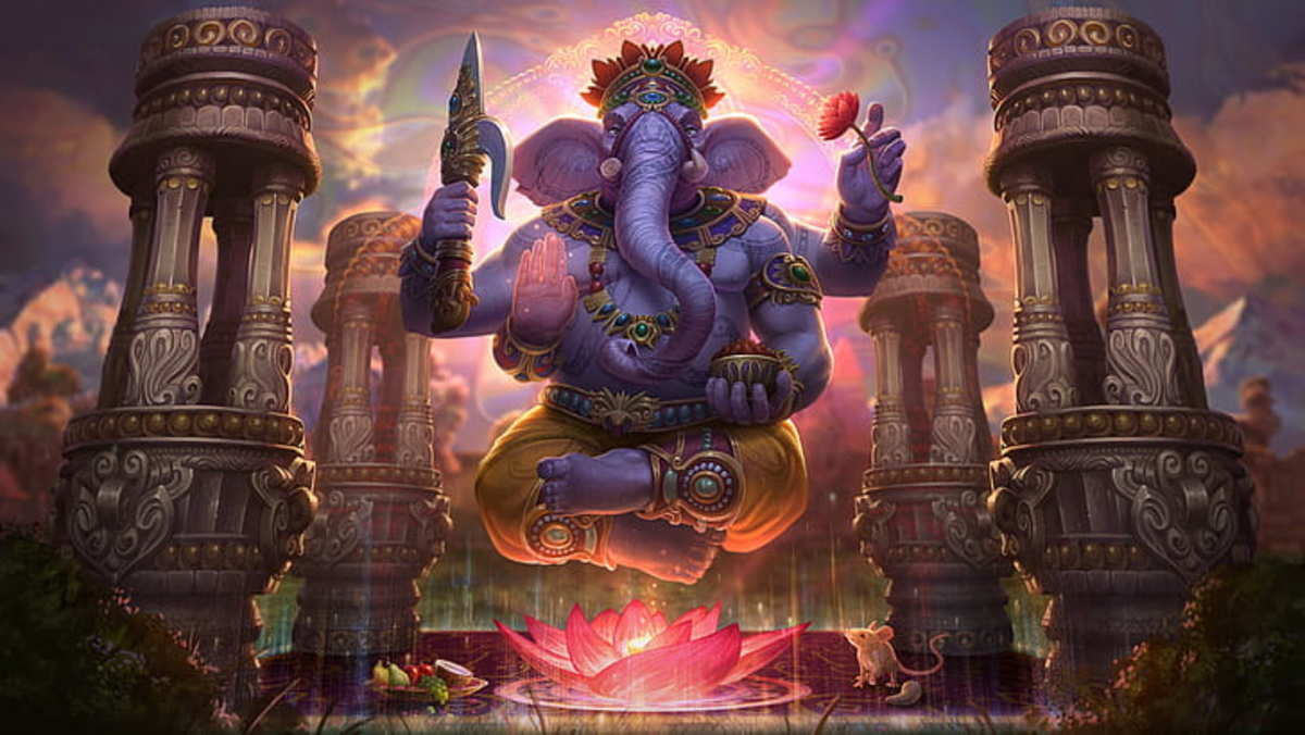 The World of Hinduism