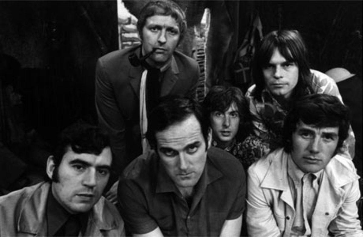Monty Python's Flying Circus   Monty python, Sketch comedy ...
