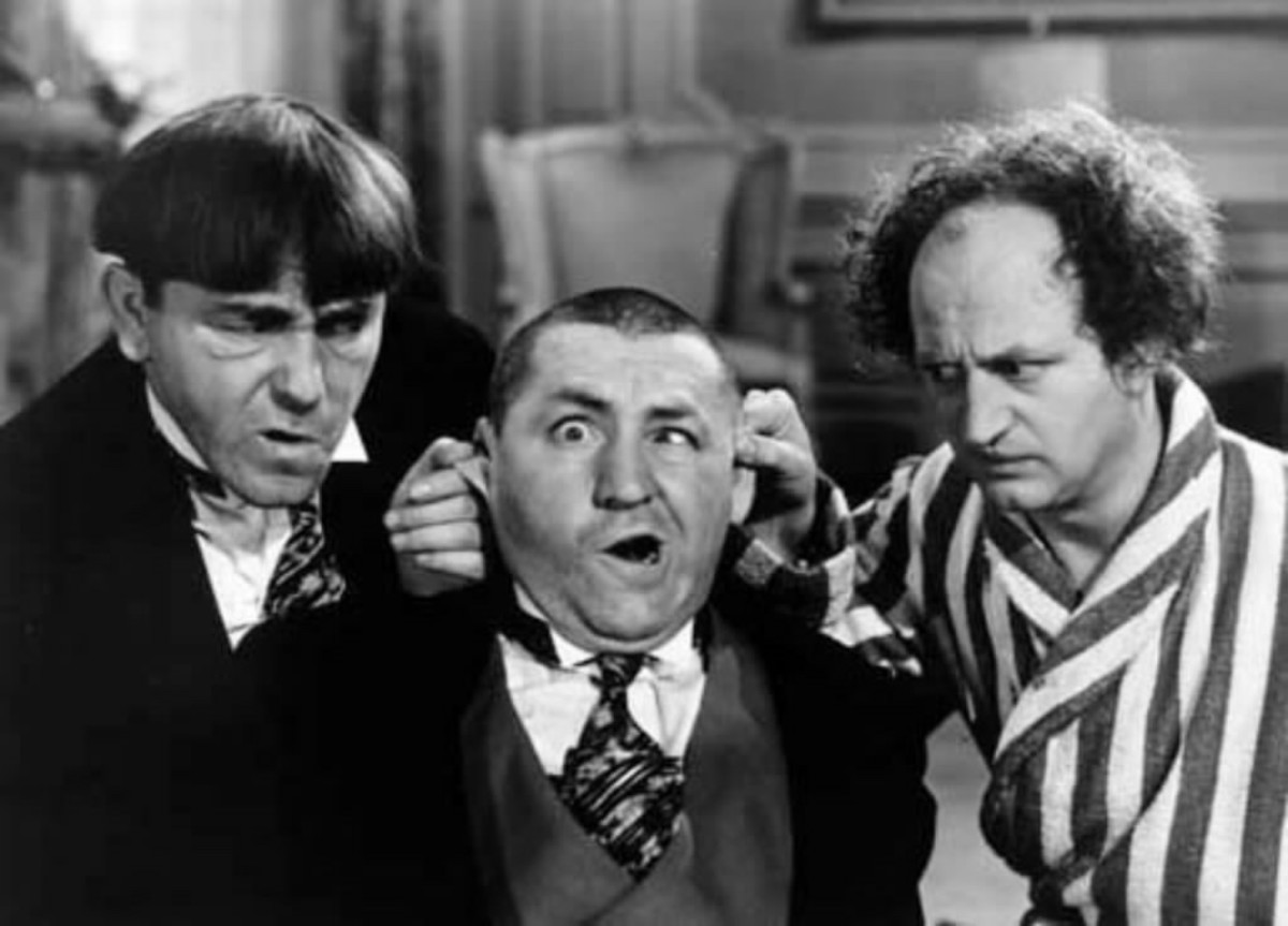 347 Best Three Stooges images   Larry, Moe howard, The ...