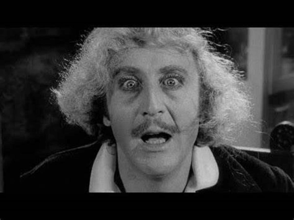 Gene Wilder, master of the comedic pause in 2020   Young ...