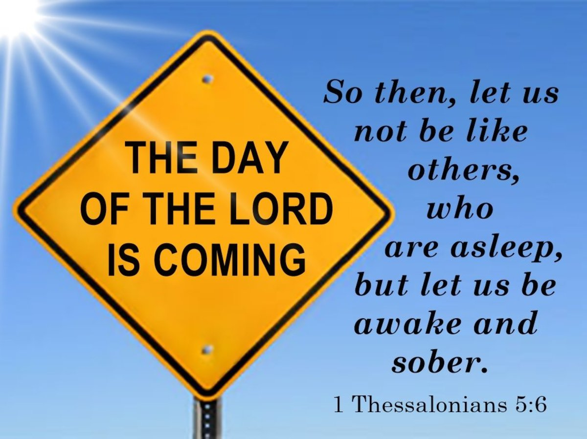 Successfully Avoiding God's Wrath- I Thessalonians 5:1-11