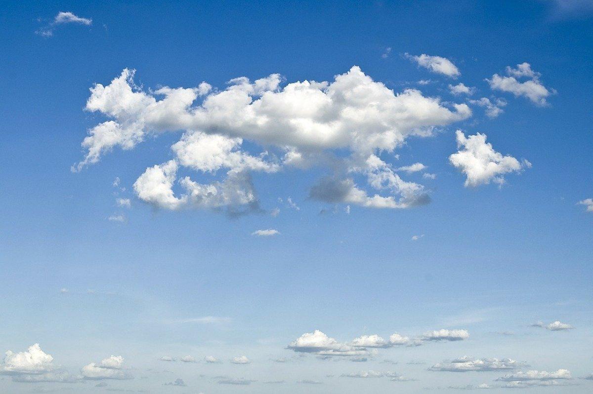 Clouds Per Brenda Arledge's Prompt