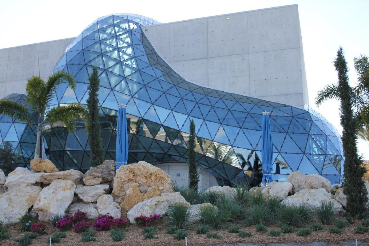 Salvador Dali Museum in St. Petersburg, Florida
